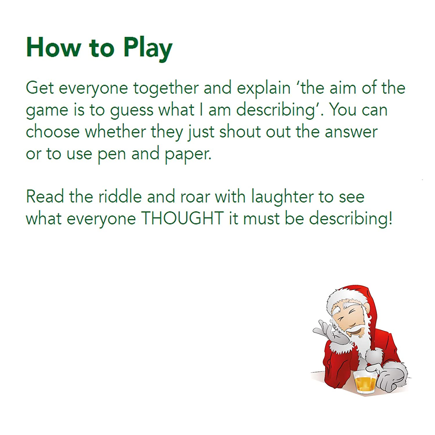 Office Christmas Party Stocking Fillers Or Secret Santa Christmas What Am I Xmas Games For Adults 20 Dirty Minds Innuendo Riddles Christmas Games For Adults Not Rude But People Think It Is Novelty