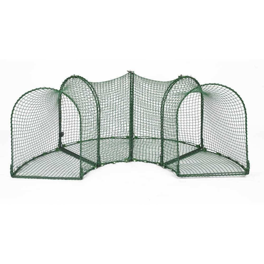 Kittywalk Curves Outdoor Play Enclosure