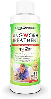 Amazon Com Vet Recommended Ringworm Treatment For Cats