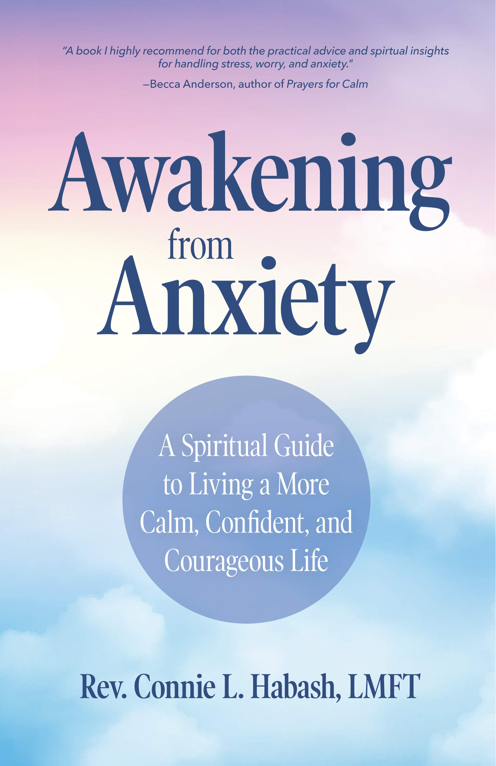 Awakening From Anxiety Rev Connie L Habash 9781642500806
