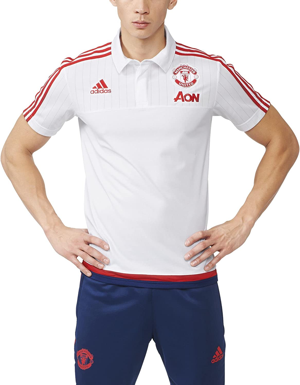 adidas Manchester United FC 2015-2016 - Camiseta Polo Oficial para ...