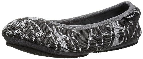 Amazon.com: Zapatilla deportiva de punto para mujer con ...