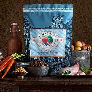 Fromm Family Foods 727012 Hasen Duckenpfeffer 12 Lb Dog Food (1 Pack), One Size