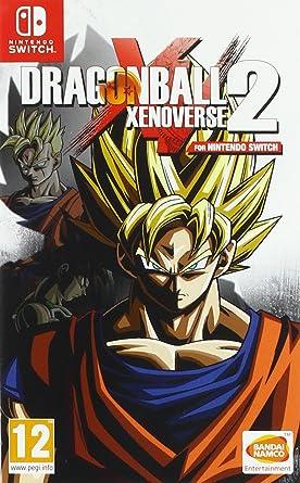 Dragon Ball Xenoverse 2 pour Nintendo Switch [Importación francesa]