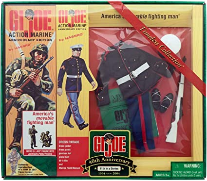 GI Joe  Timeless Action Sailor 40th Anniversary 1//6 Scale Boots