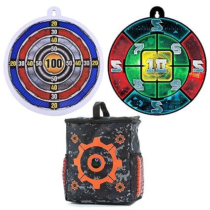 Amazon.com: Dardos de recambio yamix Target el juego incluye ...
