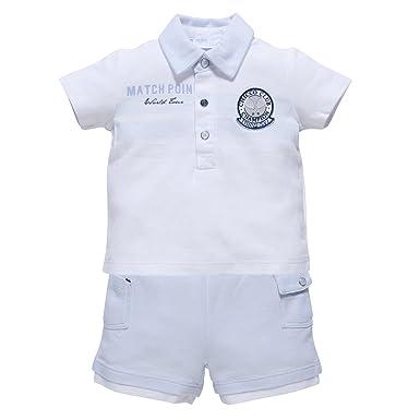 Chicco - Conjunto con Cuello de Polo para niño, Talla 3 mois ...