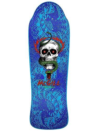 Powell-Peralta Bones Brigade Mike McGill Skull review
