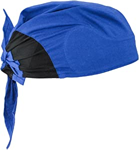 Radians RCS305 Arctic Skull Cooling Headshade, Blue