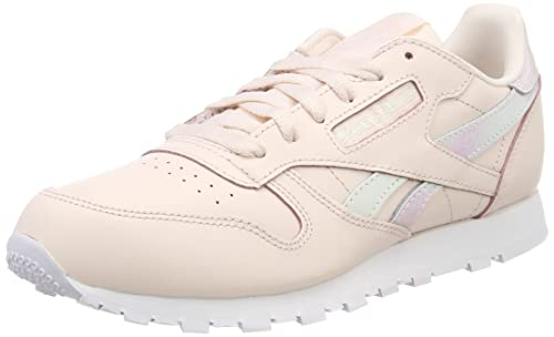 38bb61a6a41 Reebok Classic Leather Pale Pink White Leather 1 M US Little Kid