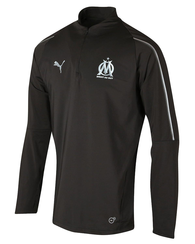 Puma Olympique Marseille 1 4 Zip Top