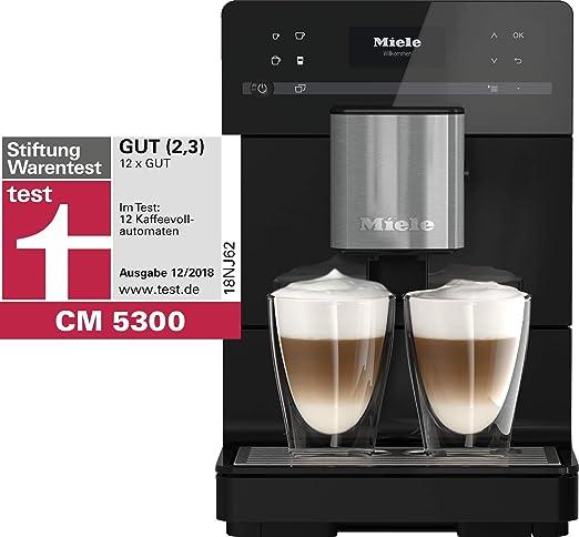 Miele Stand – Cafetera automática, 0.2 kg negro obsidiana: Amazon.es: Hogar
