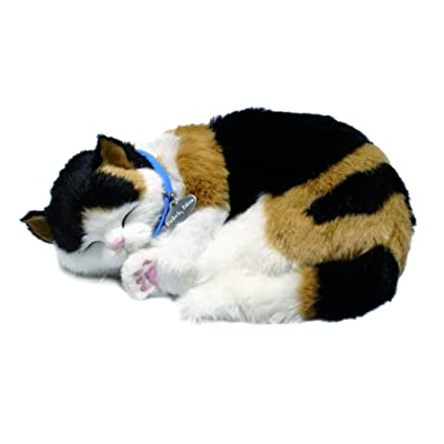 Perfect Petzzz Calico Animal Figure: Toys & Games