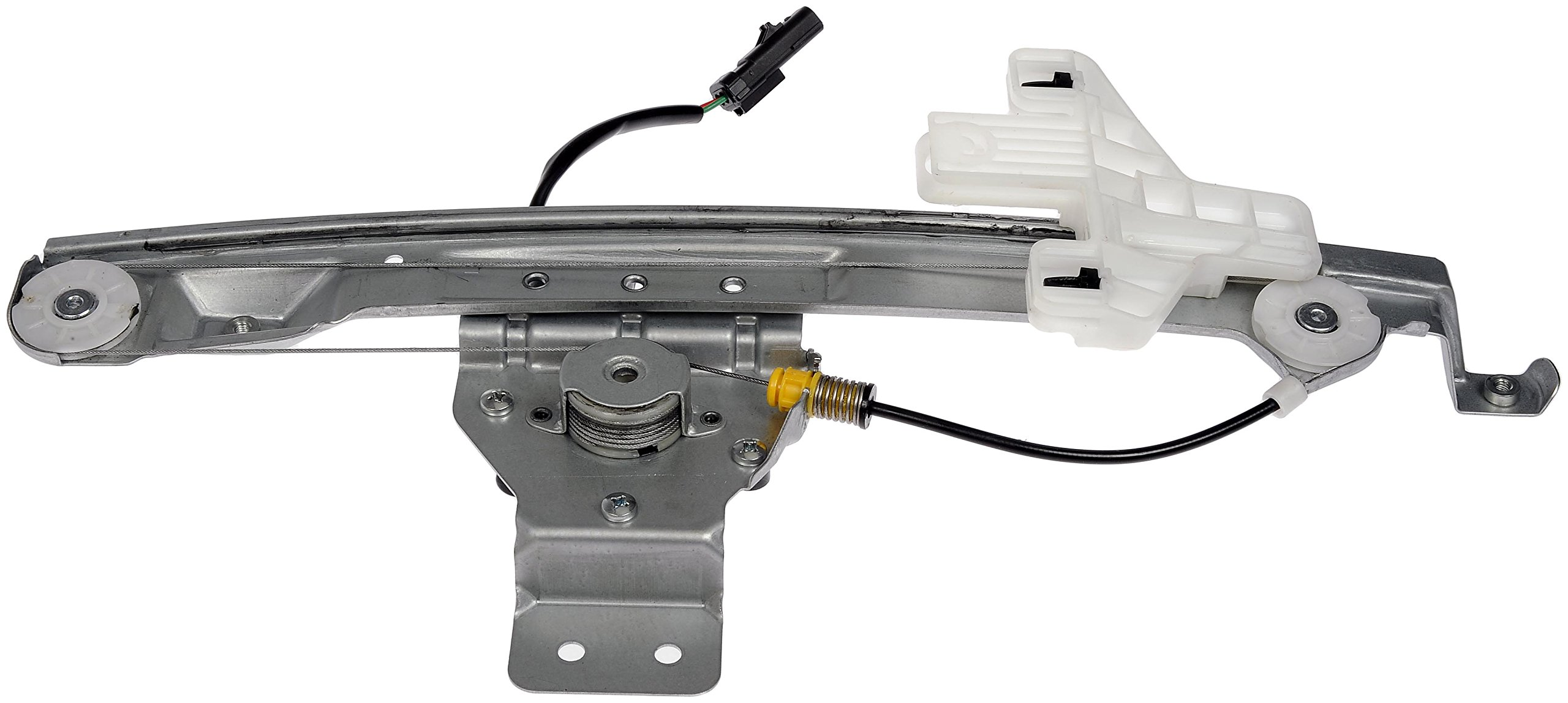 Dorman 748-538 Rear Driver Side Power Window Regulator and Motor Assembly for Select Dodge Models by Dorman