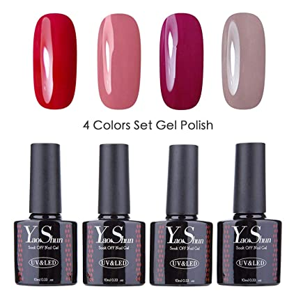 Vernis Gel Semi Permanent Y S Uv Led Vernis A Ongles Gel Soak Off