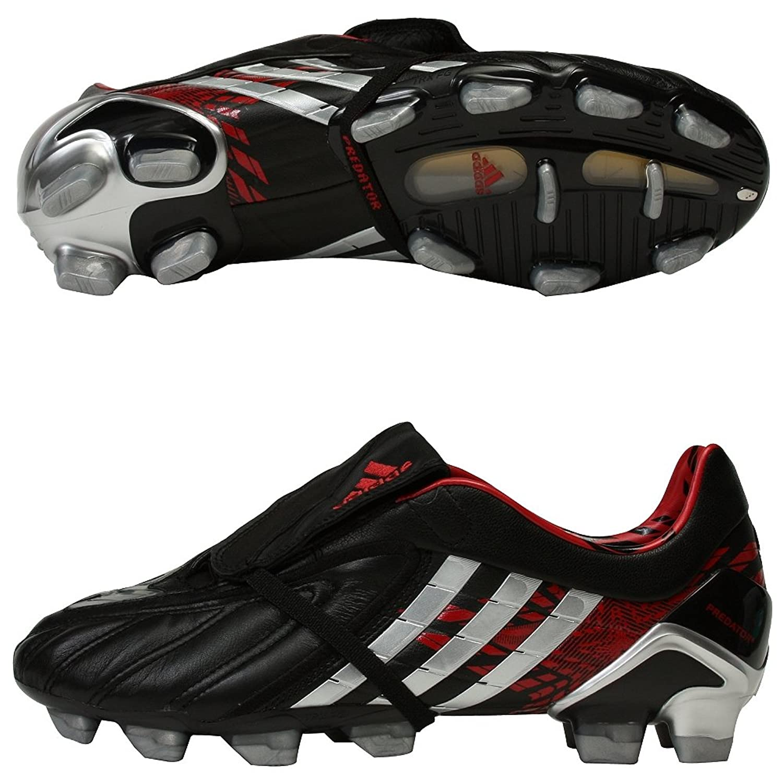 ... usa amazon adidas predator powerswerve trx fg champions league soccer  shoes blackmetallic silverred 36c69 e6c29 2b3a588ca18