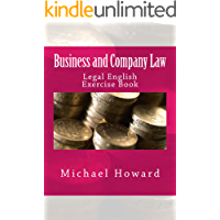 Business and Company Law: Legal English Exercise Book (English Edition)
