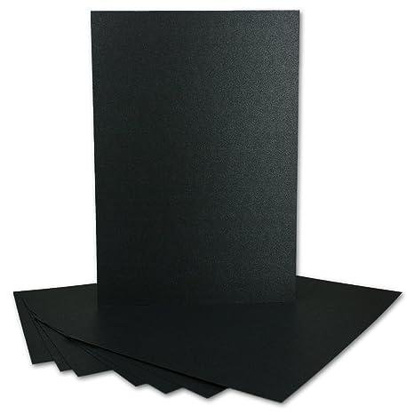 Caja de cartón DIN A4 Tornasolados | con efecto brillante de arco en la Parte Delantera