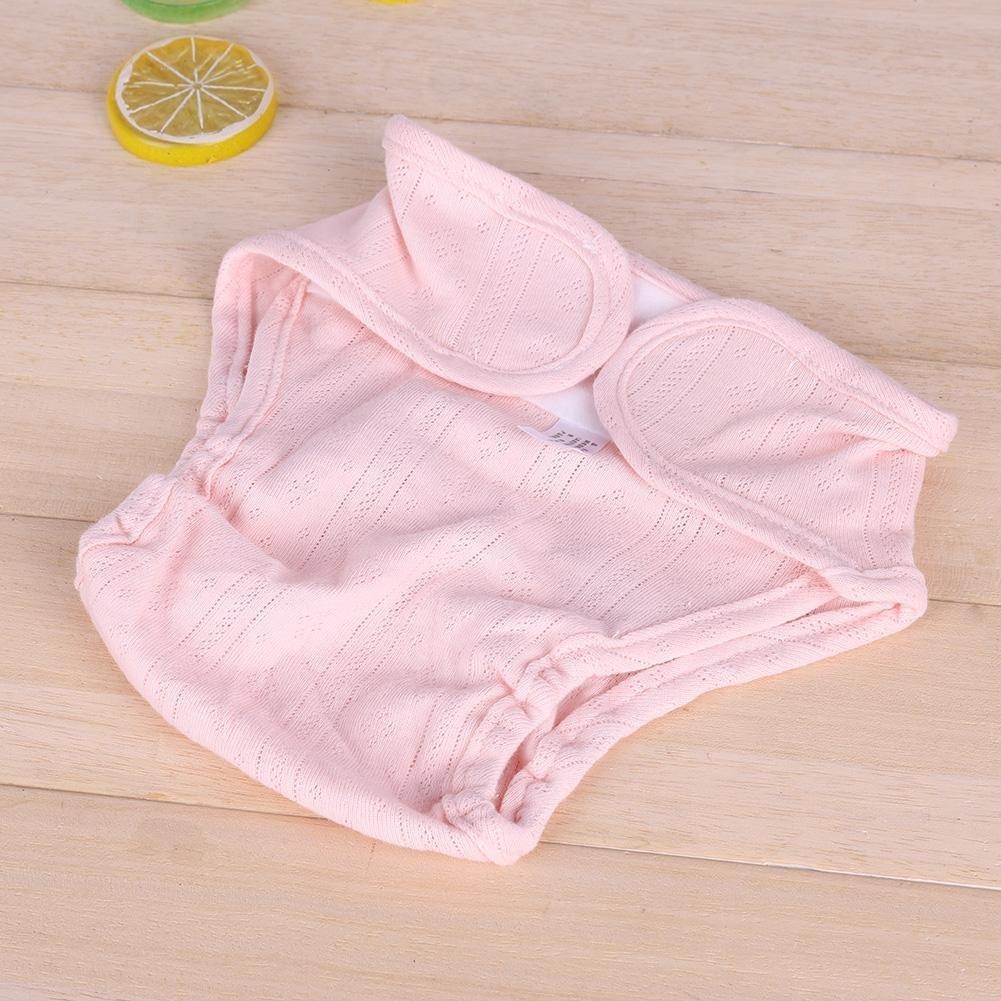 Pantaloni da allenamento –  Toddlers Baby Boys '/Girls' riutilizzabile vasino in cotone (M/L, rosa/blu/verde), Acogedor blu Blue M