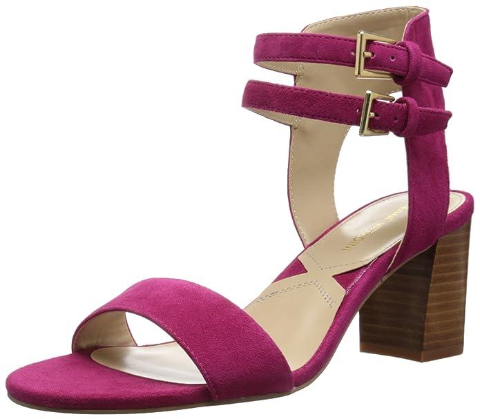Adrienne Vittadini Footwear Womens Palti Dress Sandal Sorbet Size 75