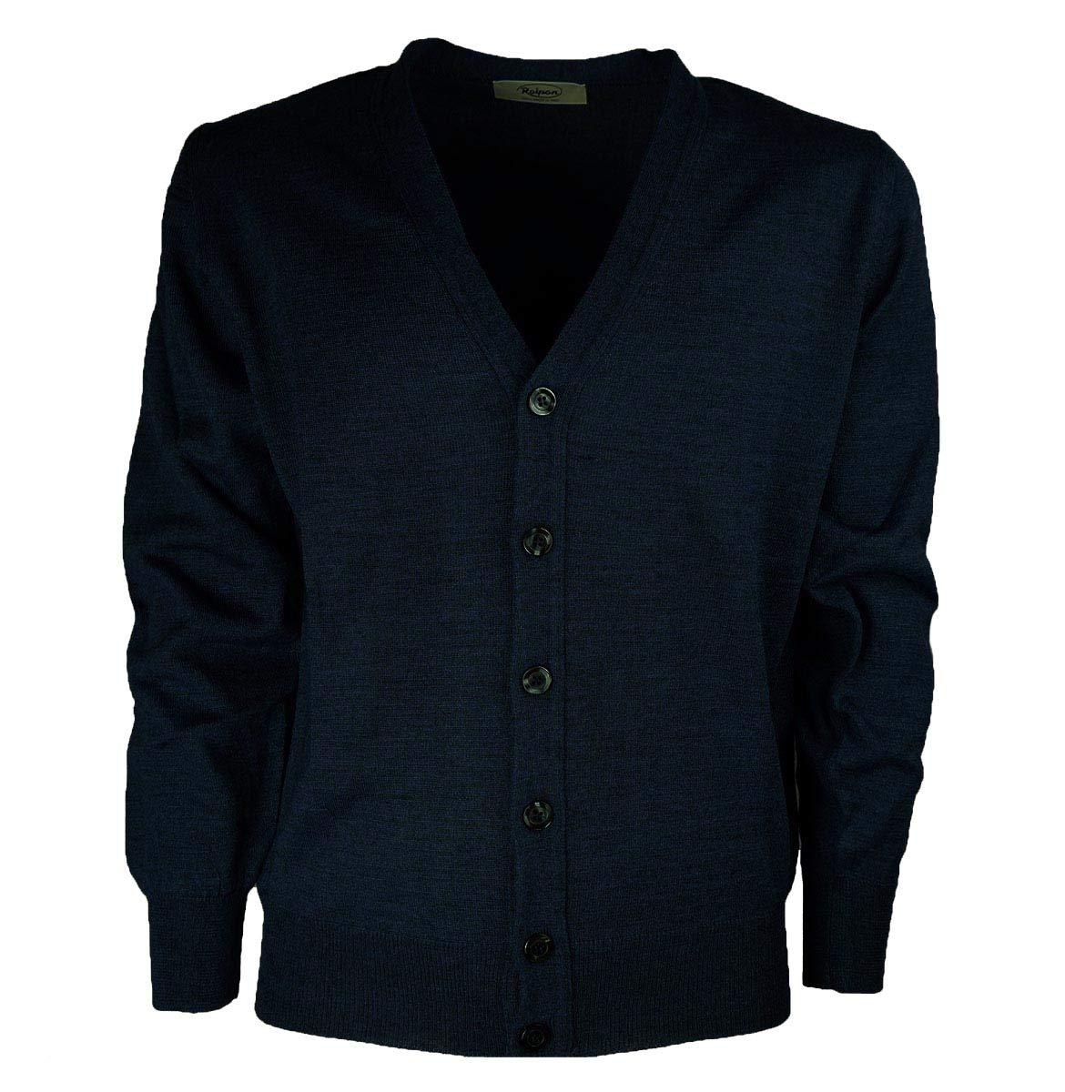 Cardigan da uomo Marchio Goodthreads in lana merino