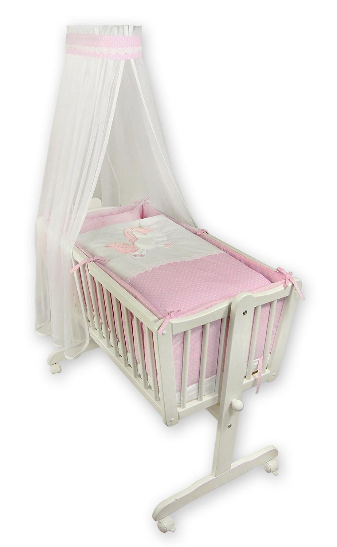 Niuxen 426-347 Babywiege 90/40 Little Unicorn Niuxen Design
