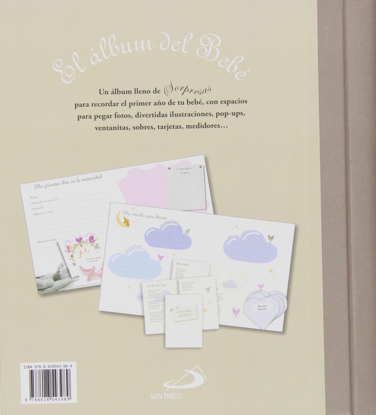 b9d7691ed El álbum del bebé (Mi familia y yo)  Amazon.es  María Jesús García González   Libros