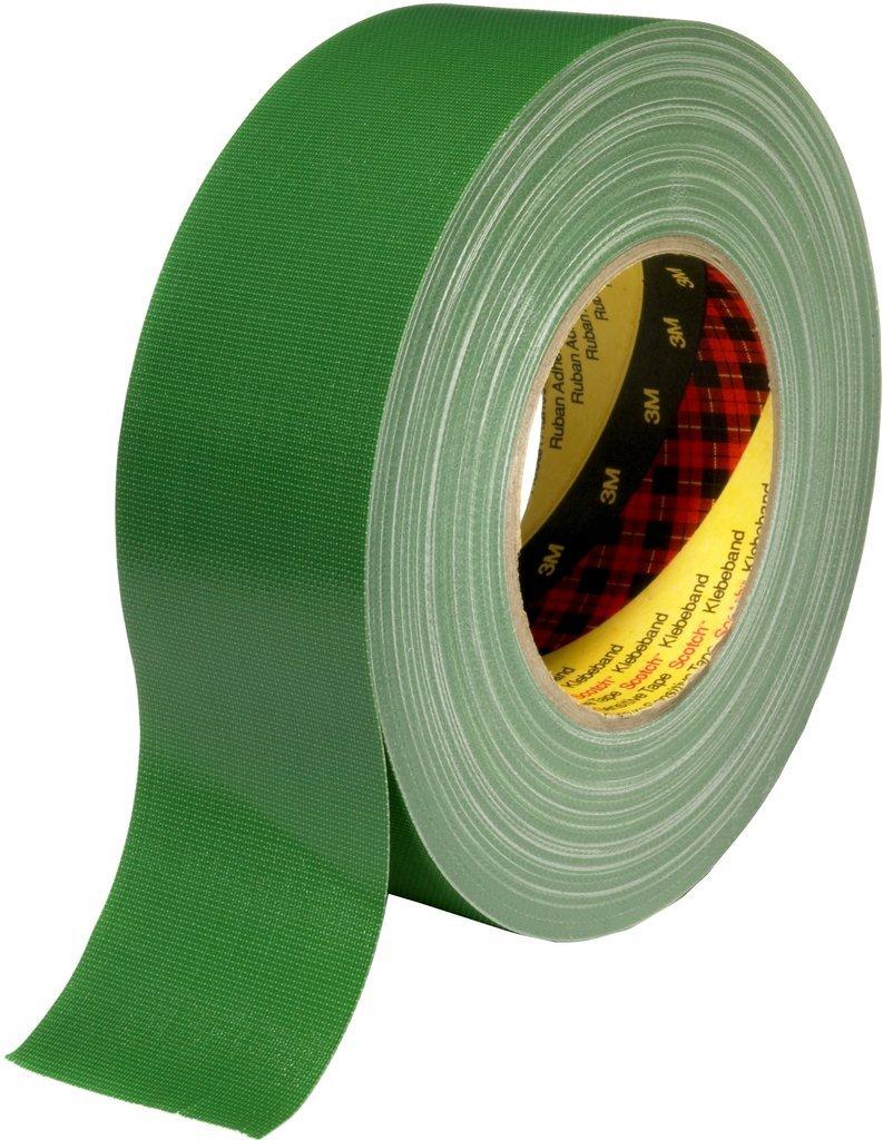 19 mm x 50 m 3M Premium Gewebeklebeband 389 1-er Pack schwarz