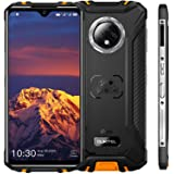"OUKITEL WP8 Pro Rugged Smartphone, 6.49"" Display, 4GB 64GB Dual SIM IP68 Waterproof Unlocked Cell Phones, Triple Camera Andro"