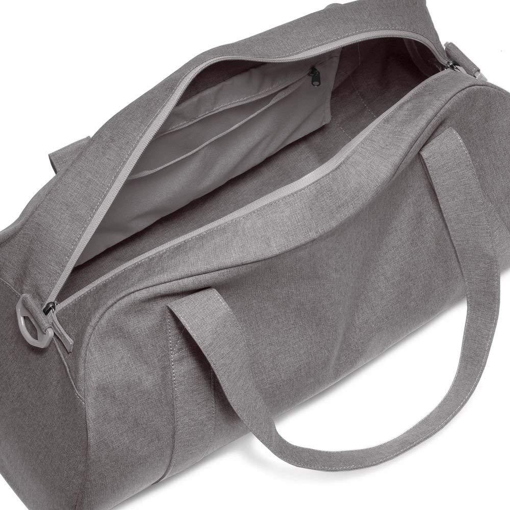 f623097586 Amazon.com  Nike Women s Gym Club Training Duffel Bag (Atmosphere  Grey Atmosphere Grey Rush Coral