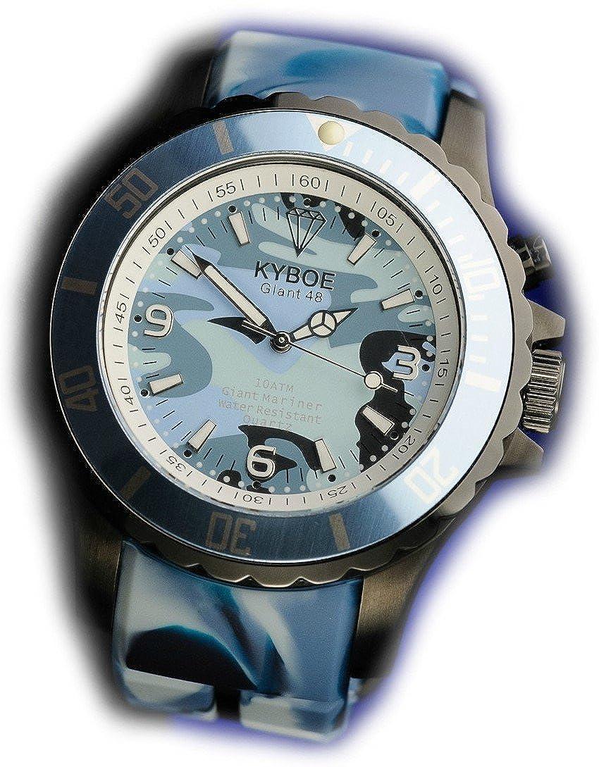 Kyboe 48mm SC 001 48 Season Series Reloj