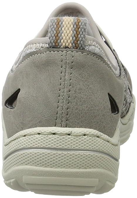 Rieker Women s L0571 Trainers  Amazon.co.uk  Shoes   Bags 6b875bd81f