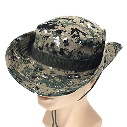 FISHLIVES Outdoors Fishing Hats for Sun Protection Breathable Quick Drying Bucket  Hat Bonnie Cap for Fishing 1a39e1f95b28