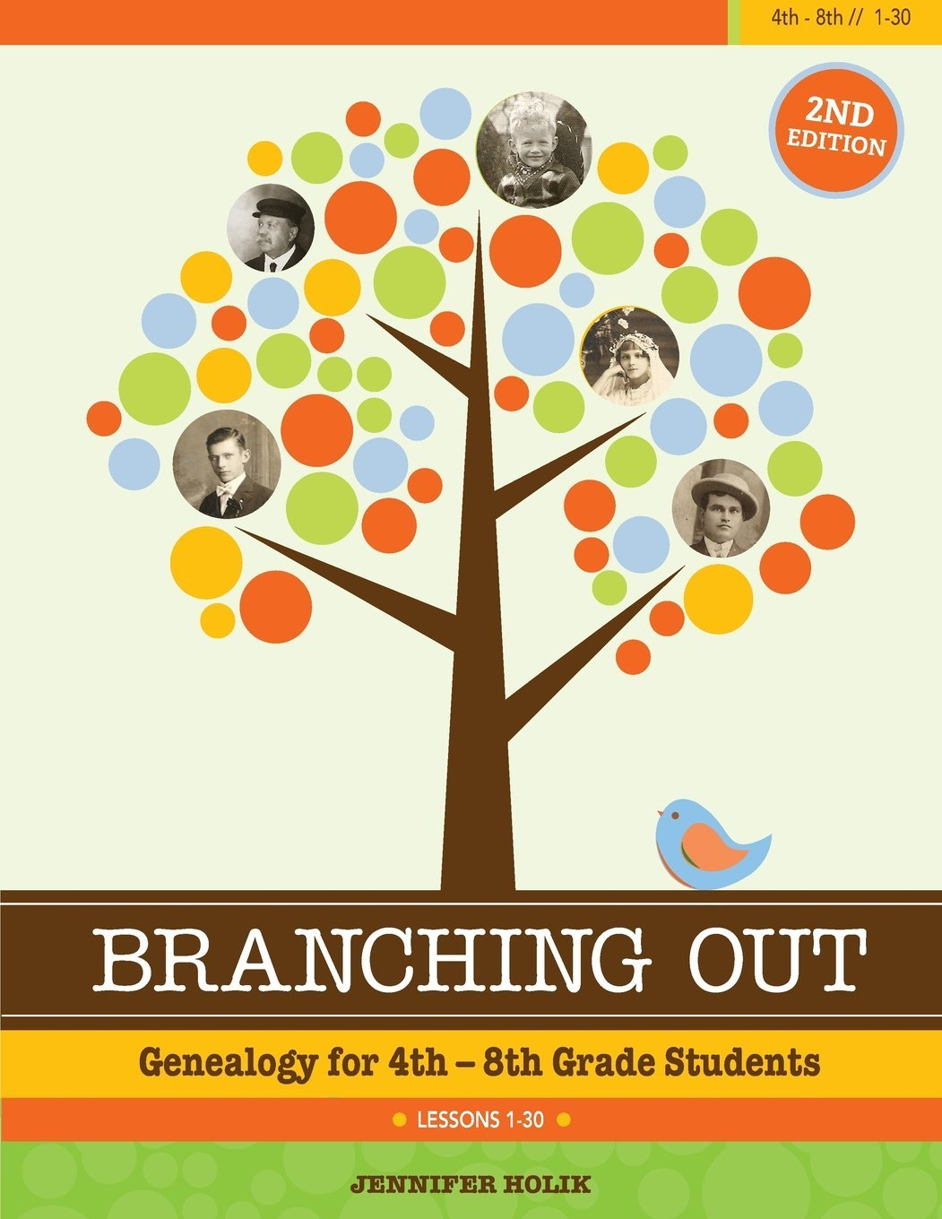 Read Online Branching Out: Genealogy for 4th-8th Grade pdf
