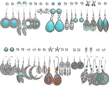 Mini Drop Earrings-Hoop Earrings-Little Earrings-Vintage Style Earrings-Dangle Earrings-Boho Earrings-Small Silver Drop-Teardrop Earrings