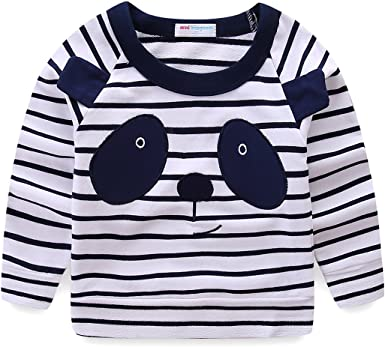 Mud Kingdom Little Boys Cute Rabbit Sweaters Pullover