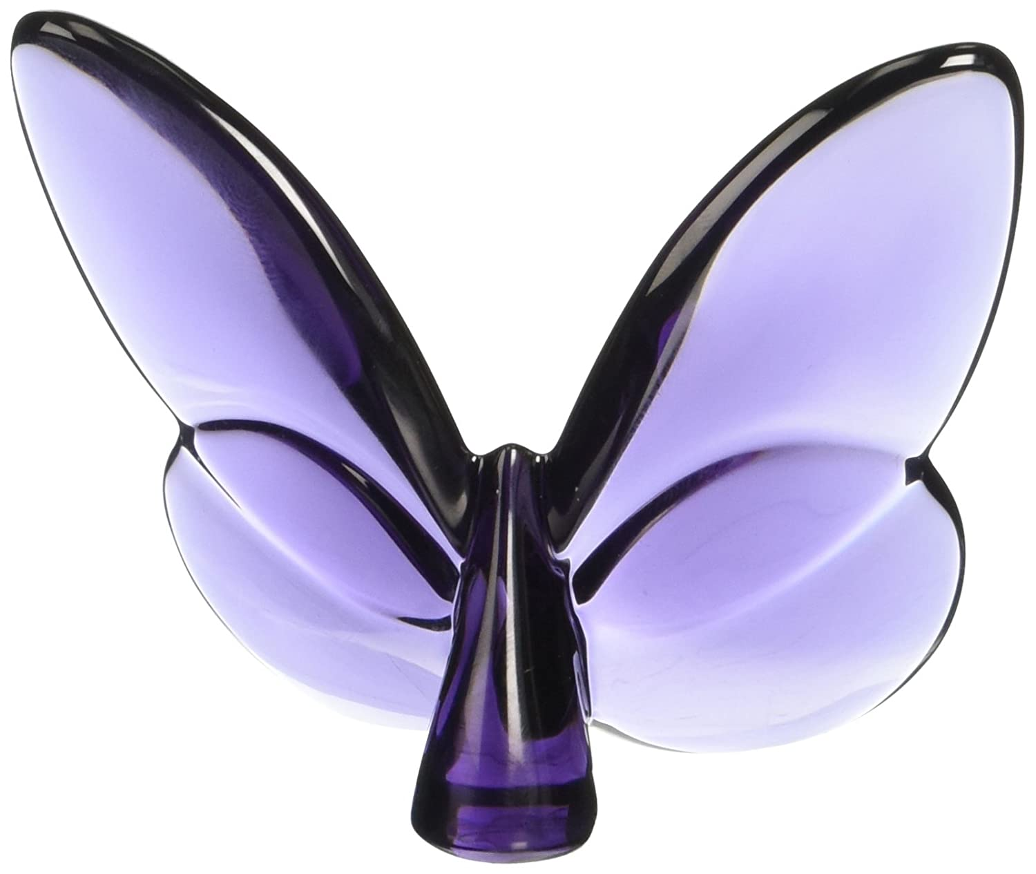 Purple Baccarat Lucky Butterfly