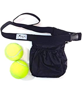 e9df56ea32e Amazon.com   Tourna Hipster Ball Band for Holding Tennis Balls and ...