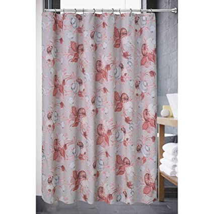 Popular Bath Basket Weave Shower Curtain