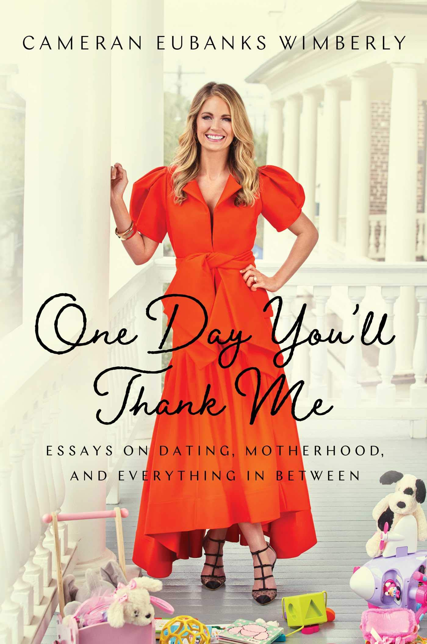 One Day You'll Thank Me: Essays on Dating, Motherhood, and Everything In Between WeeklyReviewer