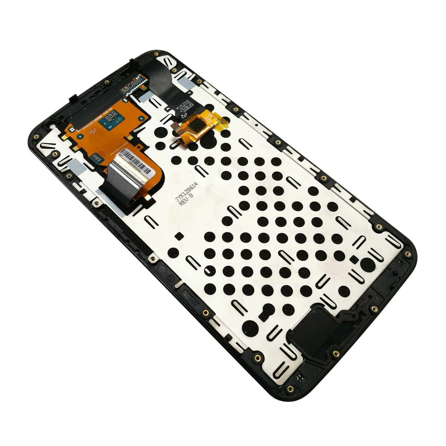 Swark LCD Display And Digitizer Touch Screen Assembly With Screen Frame For Motorola Google Nexus 6 XT1100 XT1103 (Black) + Tools by swark (Image #3)