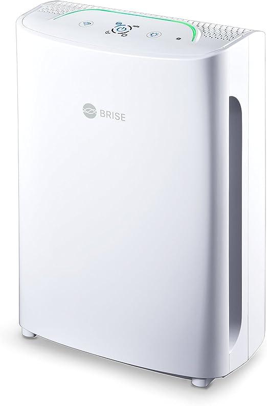 Brise C200 - Purificador de aire (243 m³/h, 30 m², 45 dB, 24 h, CC ...