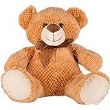 Mera Toy Shop Soft Cute Teddy Bear Soft Toy , (Brown)