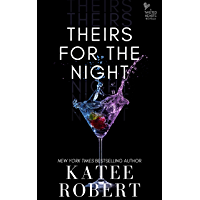 Theirs for the Night: (A MMF Romance) (Twisted Hearts Book 1) (English Edition)