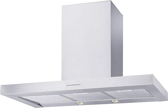 Oranier Brisa E - Campana extractora (acero inoxidable, 90 cm): Amazon.es: Grandes electrodomésticos