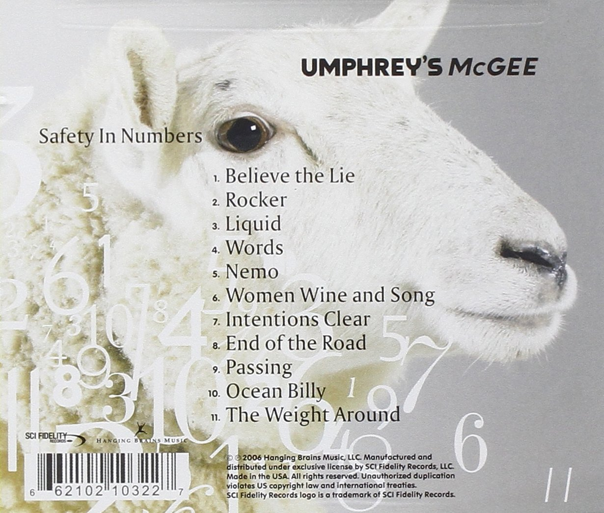 umphreys mcgee safety in numbers
