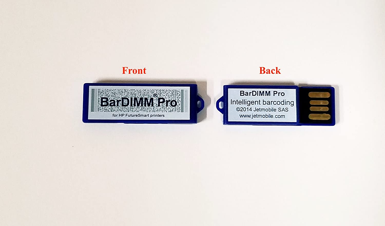 BarDIMM Pro for Host USB HP Laserjet Printers with FutureSmart (Intel)