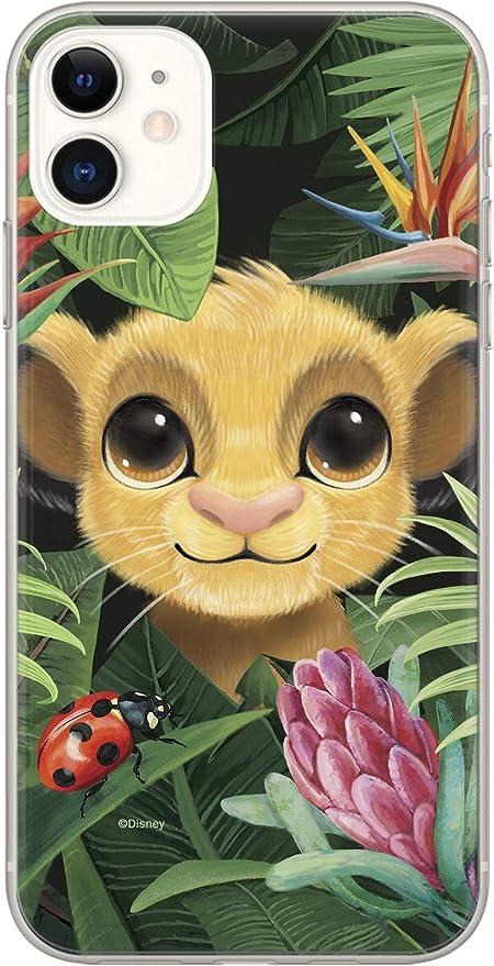 Original Und Offiziell Lizenziertes Disney Der König Der Löwen Handyhülle Für Iphone Case Hülle Cover Aus Kunststoff Tpu Silikon Schützt Vor Stößen Und Kratzern Elektronik