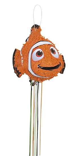 Finding Dory Pinata Shaped Pull String by Unique Party
