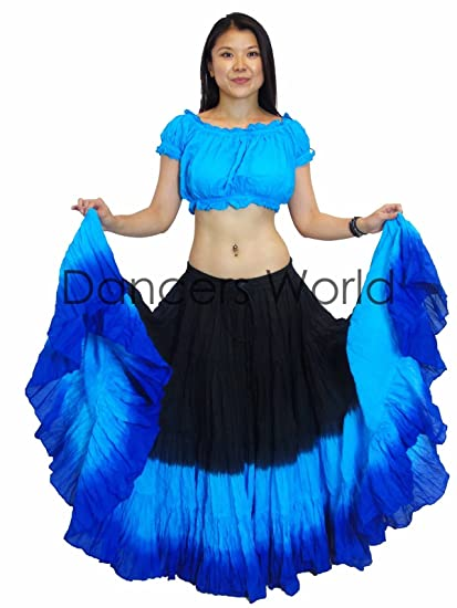 XL XXL XXXL Dancers World Ltd UK Seller Plus Size Belly Dancing Tribal Choli Top Costume UK Size 16/18-22